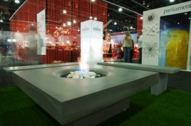 TWO New Solus FIRETABLES were Introduced at IDS West!