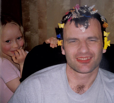Sascha's dad