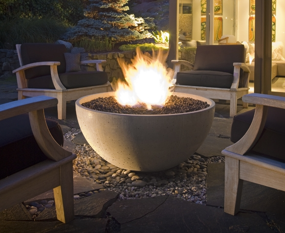 6 Smart Ways To Position Seating Around A Fire Pit Solus